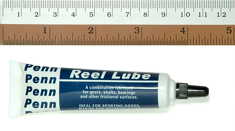 Original soft tube penn reel lube oil ebay for Fishing reel grease